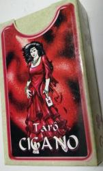 CARTAS-O TARÔ CIGANO - 36 Cartas  FRETE GRATIS