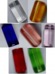 Firmas em Cristal Liso Médias - Diversas Cores