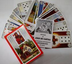 CARTAS-O BARALHO CIGANO.... CARTAS