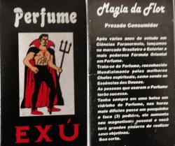 Perfume de Exu 10 Ml. ESSÊNCIAS