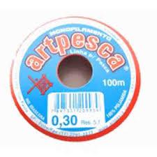 Fio de Nylon Rolo com 100mts   30mm